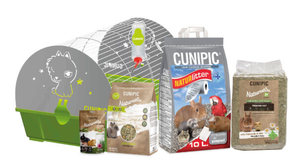 Jaula para conejos CUNIPIC