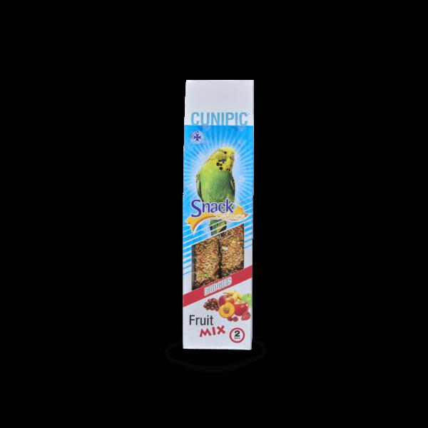 Barritas canarios frutas