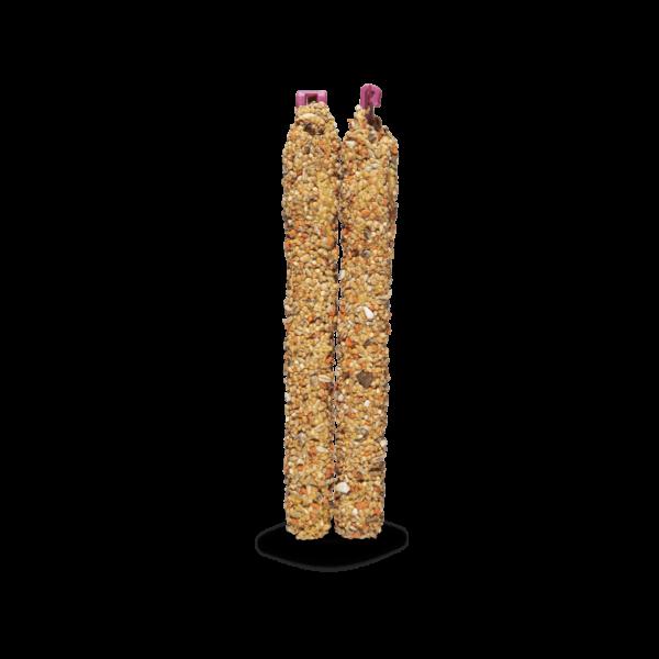 barritas para periquitos frutas cítricas
