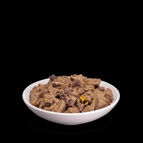 Comida Humeda de pavo y cordero para perros